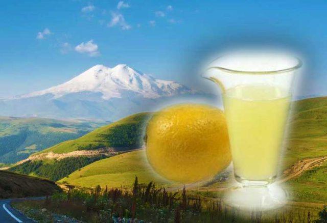 лимон и сок лимона