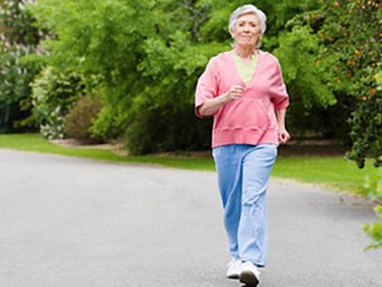 Ходьба оздоровляет сердечную мышцу