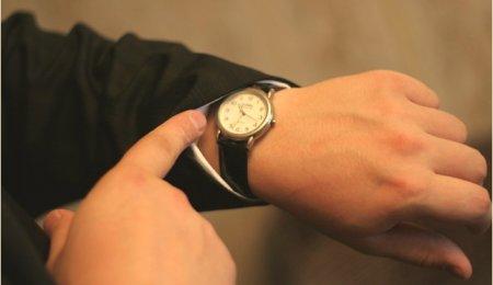 часы на левой руке вредят сердцу