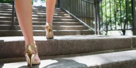 Ходьба по лестнице полезна для сердечной мышцы
