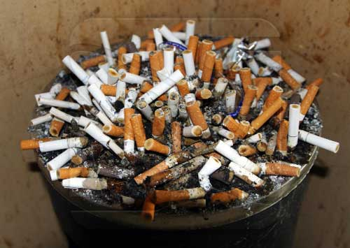 Сигареты это отрава - как избавиться от курения