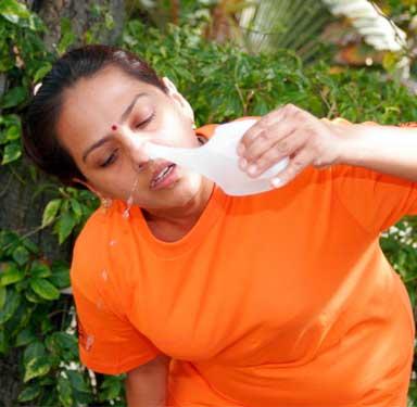 Джала нети - промывание носа