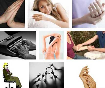 Если у вас немеют руки ноги и пальцы