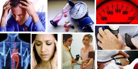 Гипертонический криз - лечение