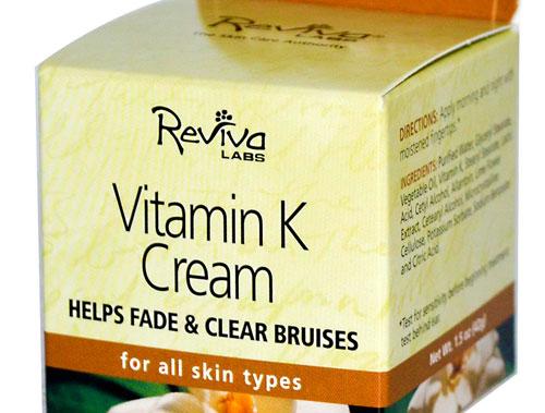 Мазь крем с витамином К