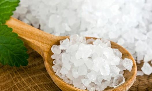 Каменная морская соль