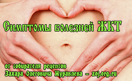 Болезни кишечника - симптомы