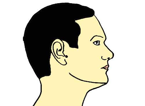 точка для улучшения слуха